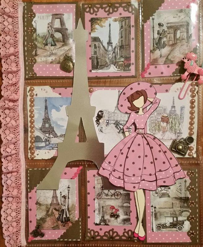 Paris Pocketletter