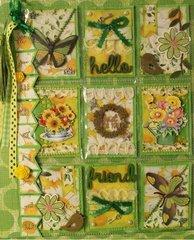 Spring Pocketletter for Elizabeth