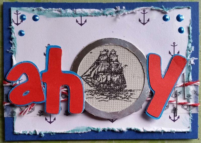 Ahoy matey! ATC