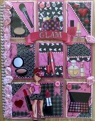 Glam Pocketletter