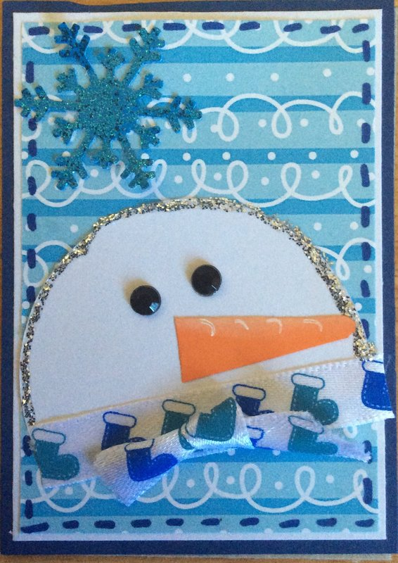 Snowman ATC