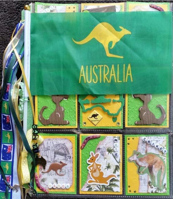 Kangaroo Pocket Letter