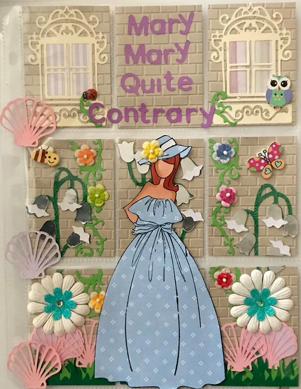 Mary Mary Quite Contrary