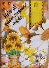 Sunflower ATC