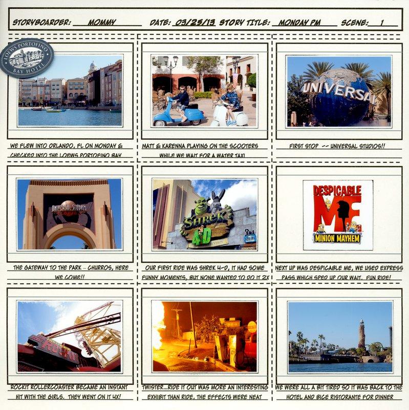 Universal Studios SB 2013