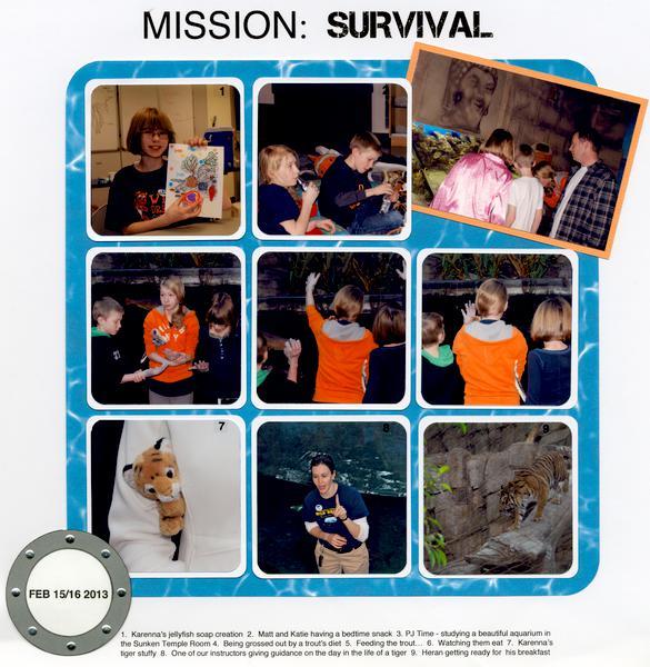 Mission: Survival P2