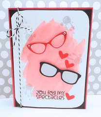 Paper Smooches Spectacles