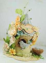 Spring Bird Box
