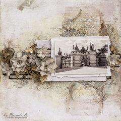 Chaumont Castle - 49 and Market DT