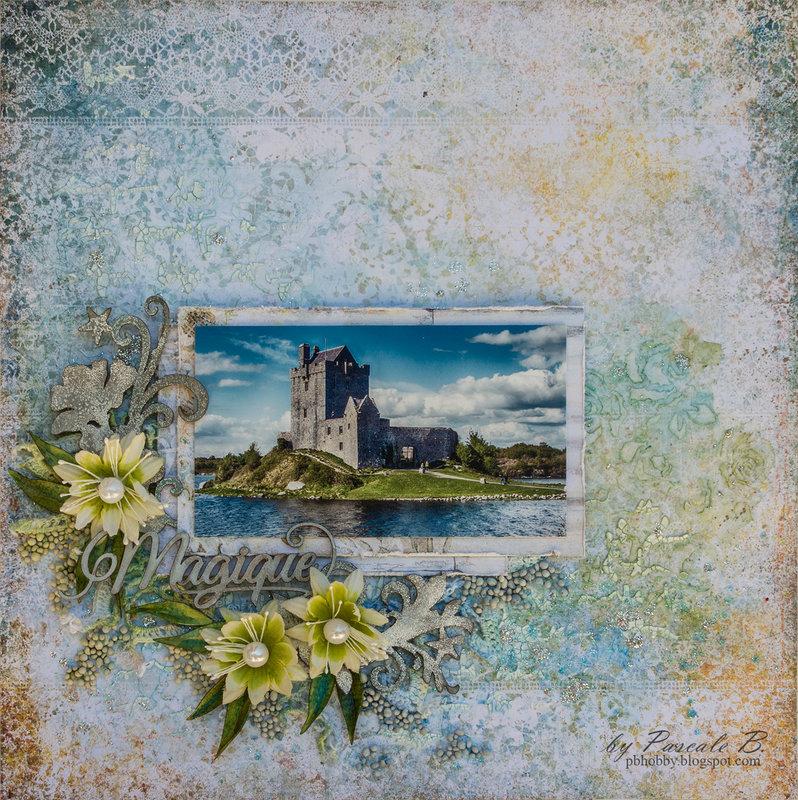 Duncaire Castle - Blue Fern Studio DT