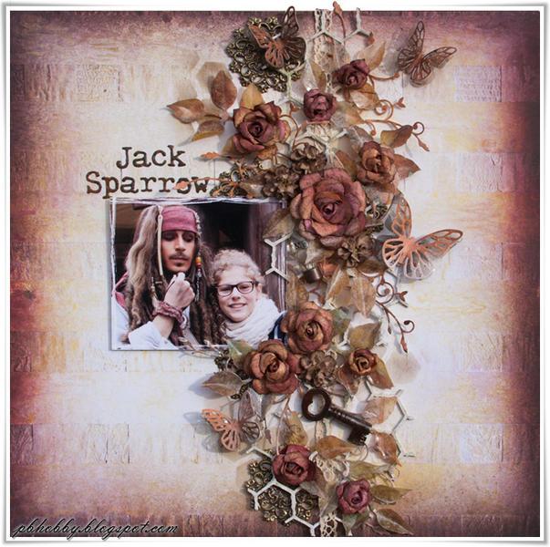 Jack Sparrow - Antrescrap DT