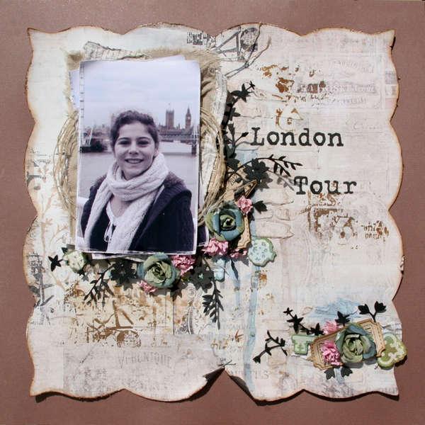 London Tour - TCR#120