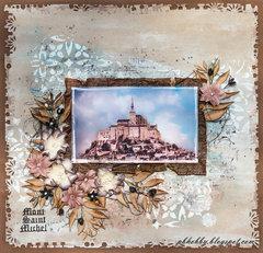 Mont Saint Michel - Green Tara DT
