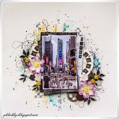Times Square - Green Tara DT