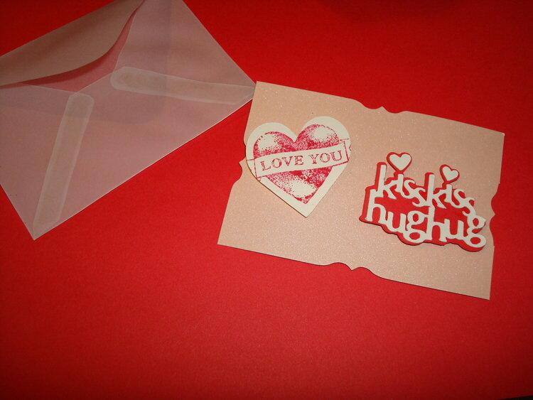 V-Day Card