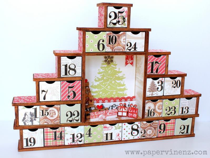 Advent Calendar (Echo Park)