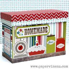 Homemade Treat Box (Echo Park)