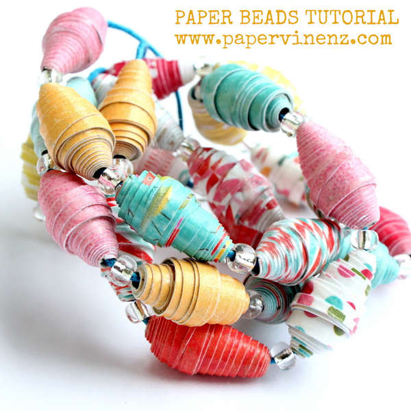 Paper Beads (Echo Park)