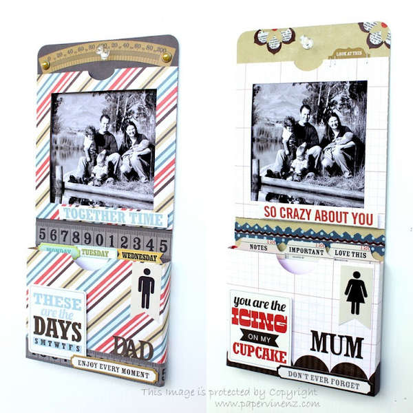 Echo Park Note Holders