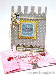 Card and Envelope Set (Echo Park)
