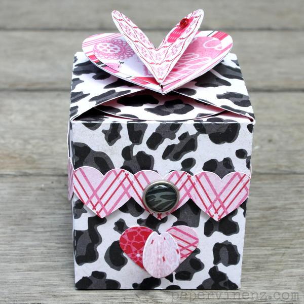 Valentine's Boxes (Echo Park)