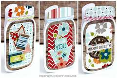 Mason Jar Cards (Echo Park)