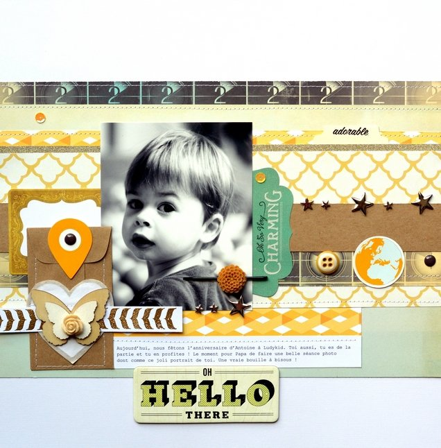 So very charming ***Citrus Twist Kits***