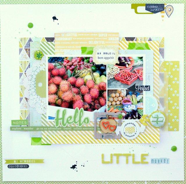 Little market