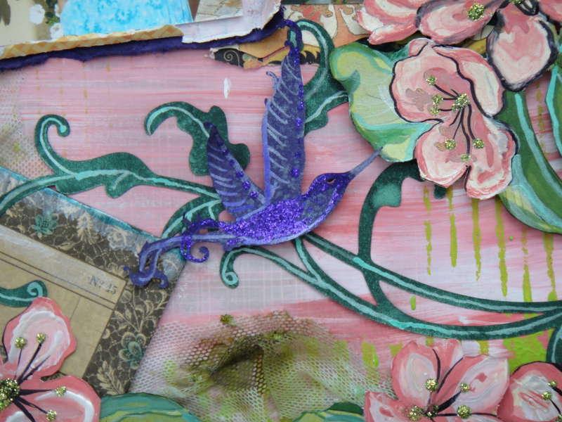 Summer Flowers detail   SOD