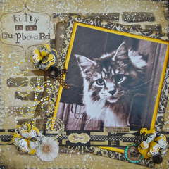 Kitty in the Cupboard ~Scraps of Darkness~