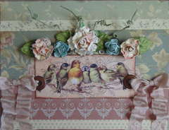Birdies ~ Scraps of Elegance