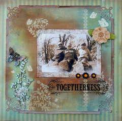 Togetherness ~Scraps of Elegance