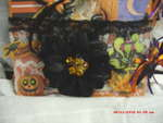 Haunted House 81/2 x 111/2 Light up scrapbook