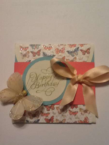 Petal card