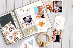Baby Album Pocket Pages
