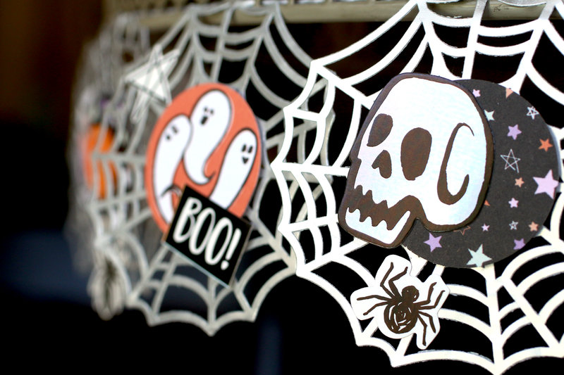Halloween Party Decor with Bootiful Night!