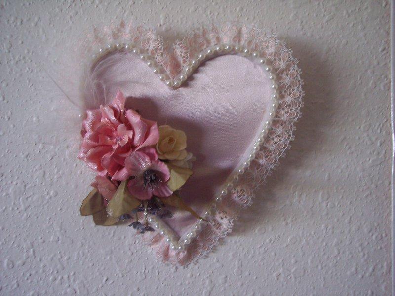 Shabby Chic**Heart Wall Decor