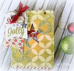 Santa Photo album * Heidi Swapp*
