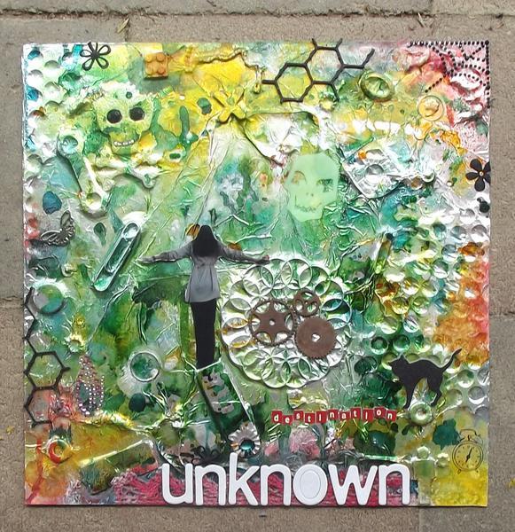 Destination Unknown.
