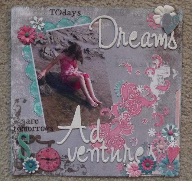 Todays Dreams are tomorrows Adventures.