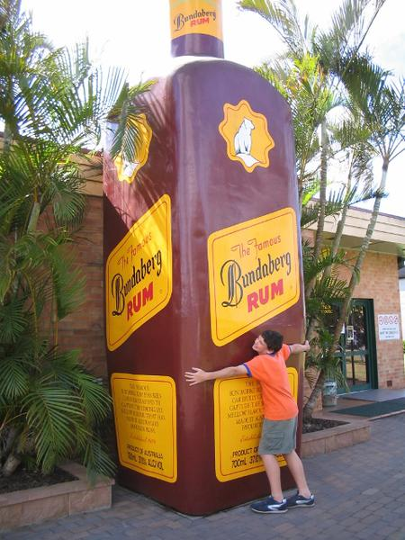 For all you Queenslanders..  Our State drink..