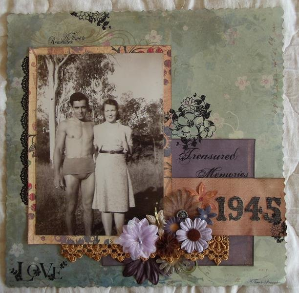 Treasured Memories 1945