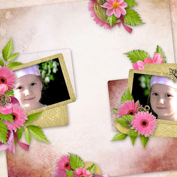 Vintage Rose 2