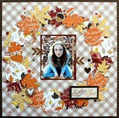 Sweet on fall