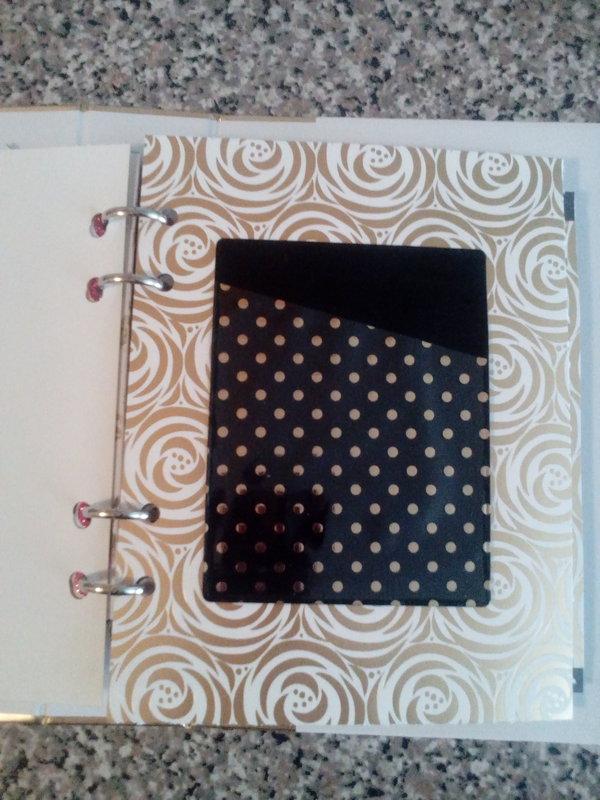 Heidi Swapp Receipt Pocket's ×6