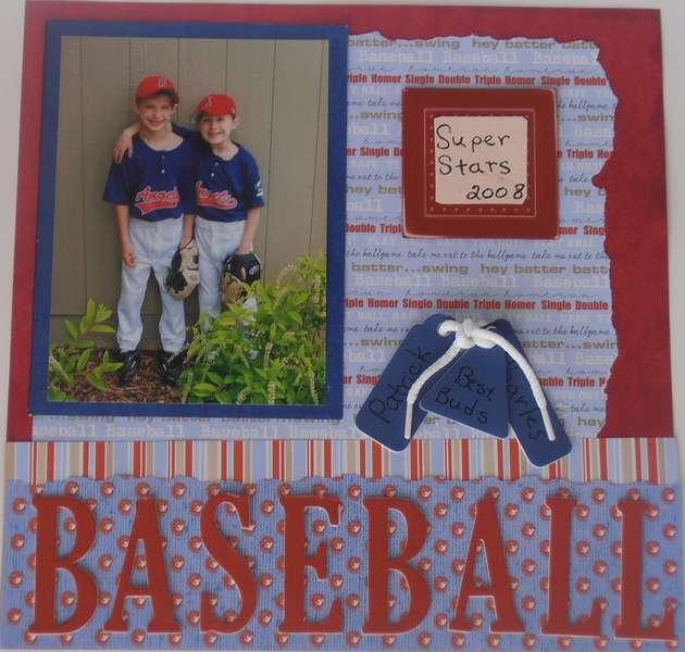 Baseball Brothers & Buddies