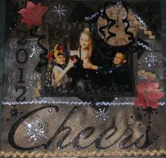 Cheers!  New Years 2012