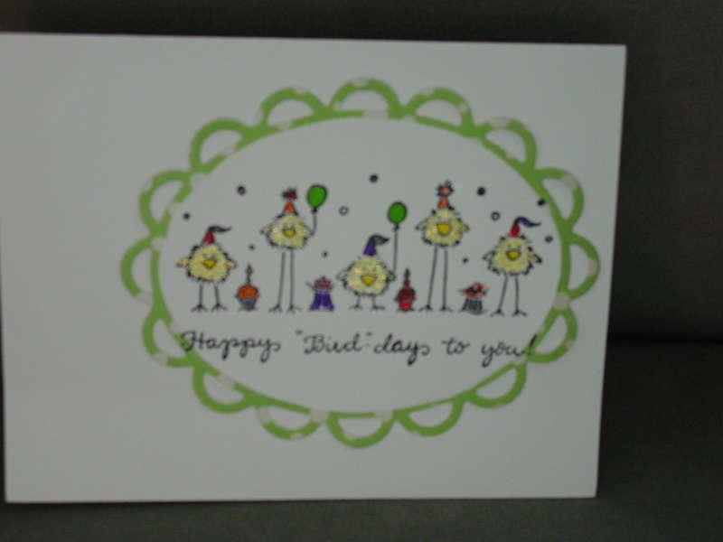 "Happy ""Bird""day - 2"