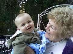 Colton & Grandma