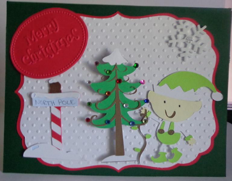 Decorating Elf